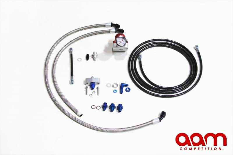AAM Competition Fuel Return System Nissan 370Z Infiniti