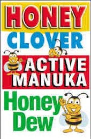 Honey Bee Sign