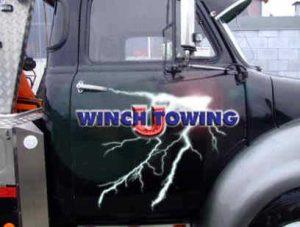 Winch U Truck