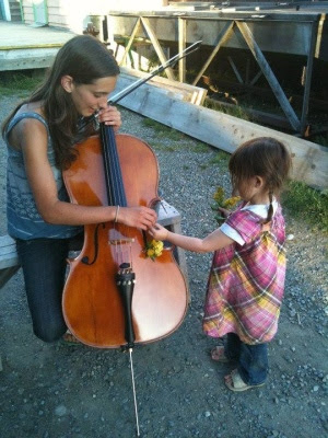 yukon cello project