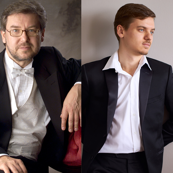 Alexander & Daniel Tselyakov: Saturday, October 12, 2019