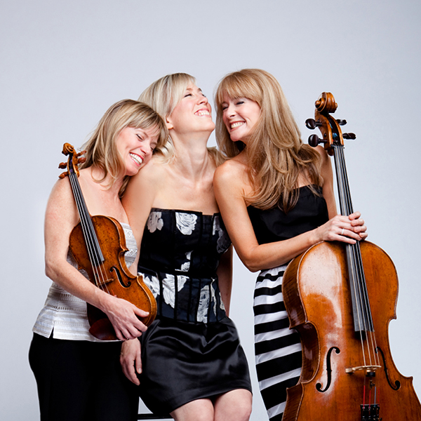 The Eroica Trio: Saturday, March 7, 2020