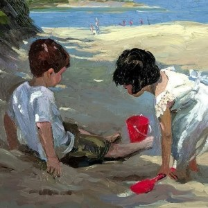 Shady Retreat - Sherree Valentine Daines - Limited Edition
