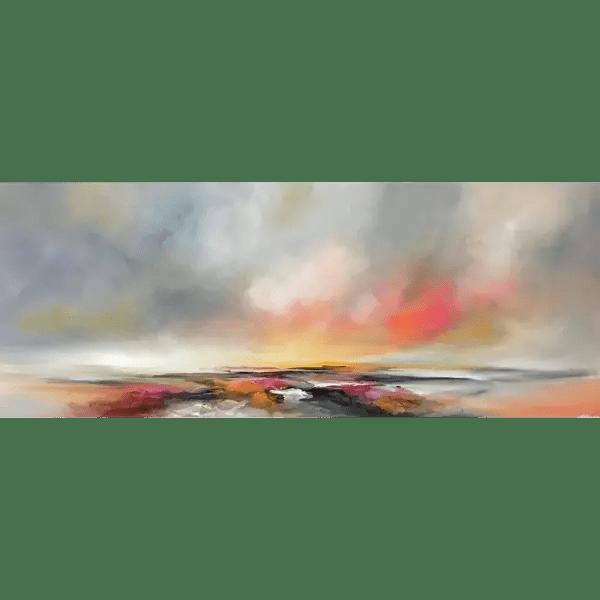 Whisper On The Shore - Alison Johnson - Original Artwork