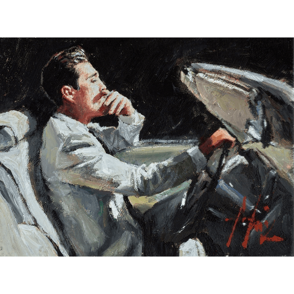 Late Ride - Fabian Perez - Limited Edition