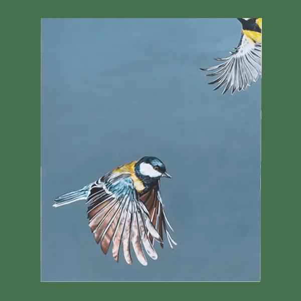 Bluetit - Natalie Toplass - Limited Edition