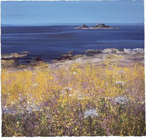 Coastal Flowers - Paul Evans - Limited Edition