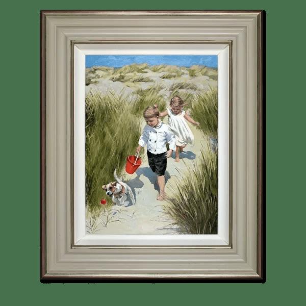 Sand Dune Haven - Sherree Valentine Daines - Limited Edition