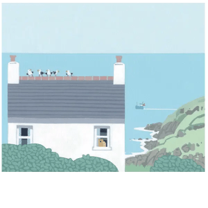 The White House Cape Cornwall - Sasha Harding - Limited Edition