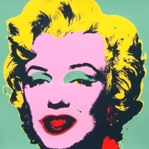 Marilyn - Andy Warhol - Limited Edition
