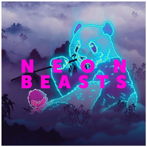 Neon Beasts - Tom Lewis - Limited Edition
