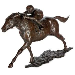 Ascot Racing - Sherree Valentine Daines - Sculpture