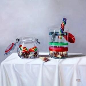 El Piruli II - Raquel Carbonell - Original Artwork
