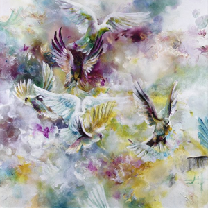 Organza - Katy Jade Dobson - Original Artwork