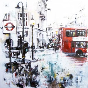Oxford Circus - Leanne Gilroy - Limited Edition