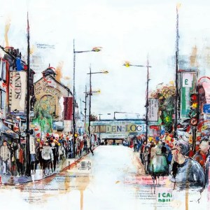 Camden Lock - Leanne Gilroy - Limited Edition