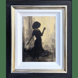 Black Russian - Tony Hinchliffe - Original Artwork