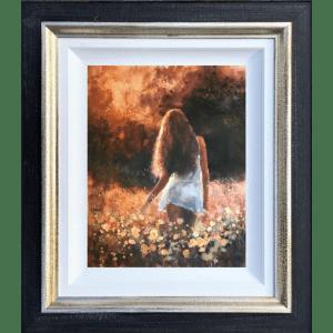 Freedom Flower - Tony Hinchliffe - Original Artwork
