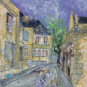 The Old Tree Chipping Campden - Katharine Dove - Original Artwork