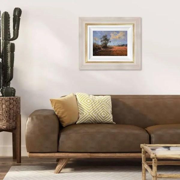 Evening Sun - Tony Hinchliffe - Original Artwork