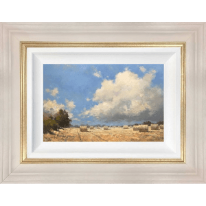 Harvest Landscape - Tony Hinchliffe - Original Artwork