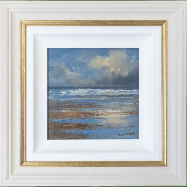 The Storm Has Passed - Tony Hinchliffe - Original Artwork