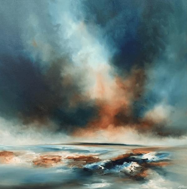 A Deep Breath - Alison Johnson - Limited Edition