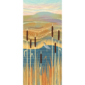 Beyond the Bulrushes - Rebecca Vincent - Limited Edition