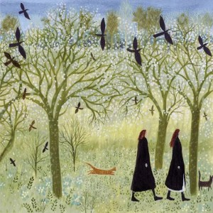 Out With The Cats - Dee Nickerson - Limited Edition