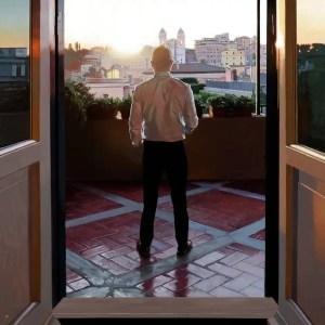 Rome Sunrise - Iain Faulkner - Limited Edition