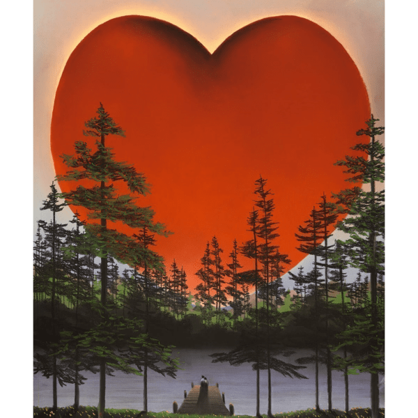 The Power of Love - Mackenzie Thorpe - Limited Edition