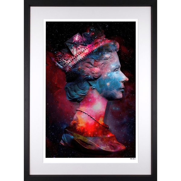 Space Queen - Monica Vincent - Limited Edition