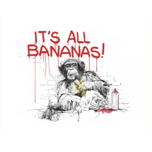 It's All Bananas – Scott Tetlow – Limited Edition