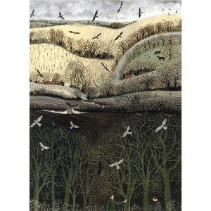 Looking For The Signs Of Spring - Dee Nickerson - Limited Edition