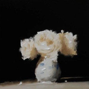 Three Roses – Neil Carroll – Original Art