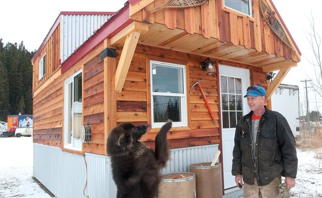 Whitehorse Daily Star Tiny Homes Could Be A Big Thing