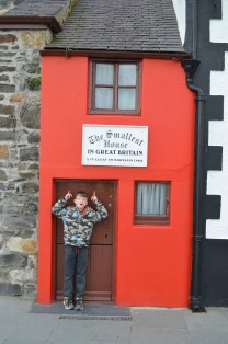 Smallest house in Great Britain, Conwy Wales