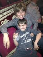 Back in London--Enjoying an evening at Royal Albert Hall