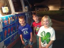 Late Night Ice cream truck treat