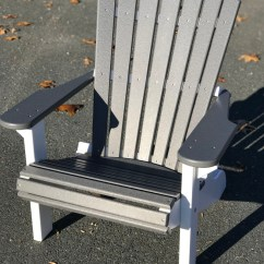 Gray Adirondack Chairs Chair Covers Christmas With White House Gardens Cornelius Nc Legs