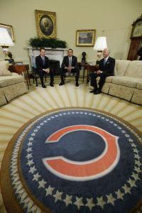 Inside Obamas circle | The Elliptical Saloon