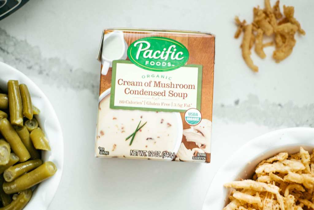 Pacific Foods Cream of Mushroom