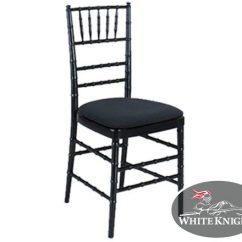 Chair Rentals Phoenix Coleman Lumbar Quattro In Scottsdale Tempe Mesa Chandler Arizona Black Chiavari