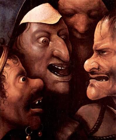 Detail, Hieronymus Bosch
