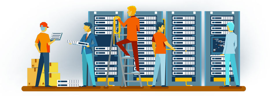Remote Hands Service With Colocation