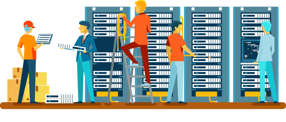 Why Colocation Is The Solution For Critical IT Operations