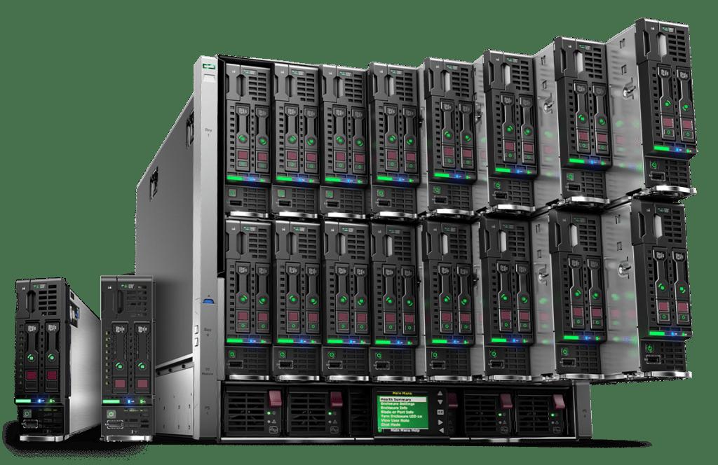 Enterprise Servers vs Standard Servers | Whitelabel IT Solutions