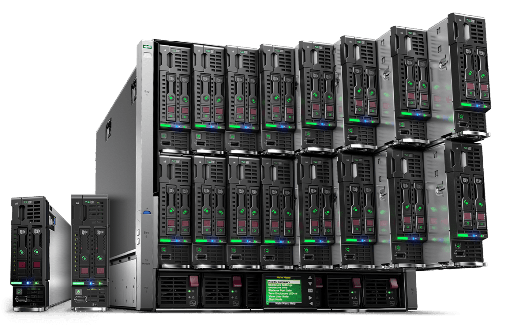 Enterprise Servers vs Standard Servers