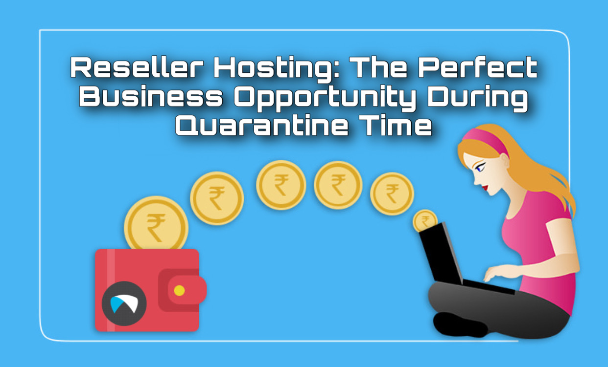 Reseller Hosting: The Perfect Business Opportunity During Quarantine Time