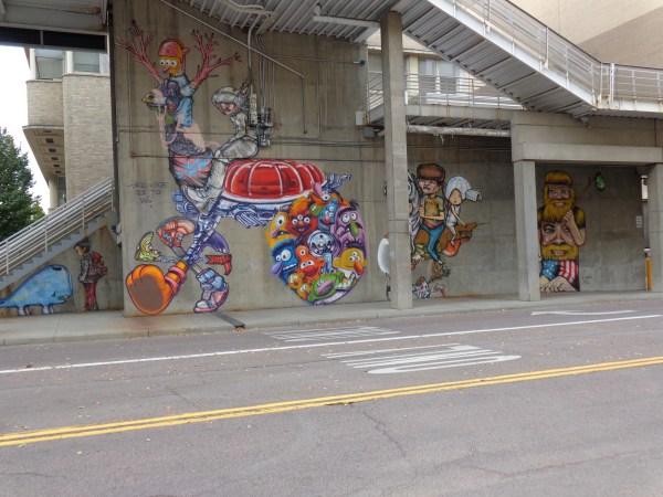 Downtown Denver Street Art